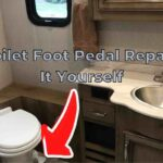 RV Toilet Foot Pedal Repair: Do It Yourself